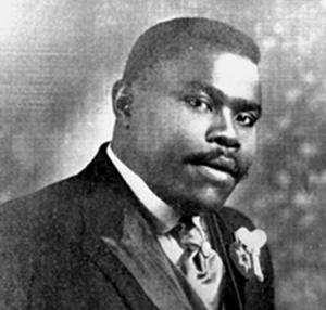 Young Garvey
